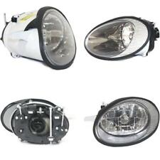 FO2502138 Headlight for 96-98 Ford Taurus Driver Side