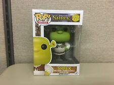 Funko Pop! Movies Dreamworks Shrek - Shrek - #278 with Clear Case Protector