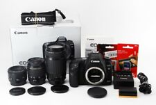 Canon EOS 5D Mark II 21.1MP 50/28-80/75-300mm Lens Set [Exc+++] w/Box,8GB [jkh]