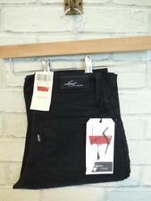 """Womens LEVIS Bold Curve Straight 27""""W 34""""L Black Denim Jeans #B3069"""