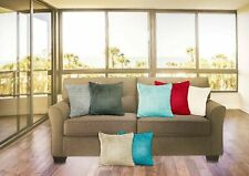 Moda Supersoft Cushion Covers Polyester, 7 Fabulous cols, 2 Sizes