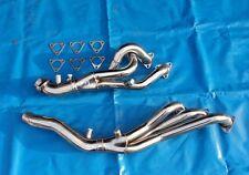 Ventilateur D'Échappement Collecteur Inox BMW E46 E 46 M3 M 3 3.2 3,2 Cabriolet
