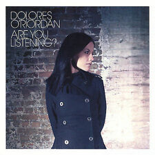 DOLORES O'RIORDAN - ARE YOU LISTENING? (NEW CD)