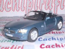 BMW Z4 ESC.1,32 DE KINSMART METAL ABRE PUERTAS BONITO