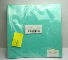 "American Crafts Bazzill Basics 15 Self Adhesive 2mm Foam Sheets 12"" x 12"" Teal"