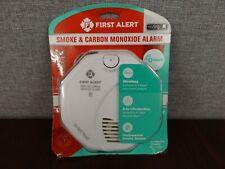 New/Sealed - First Alert Z-Wave Smoke & Carbon Monoxide Alarm 1038907