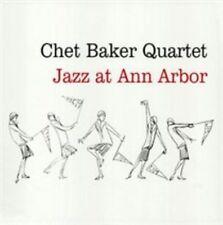 Jazz at Ann Arbour Chet Baker Vinyl 0889397557430