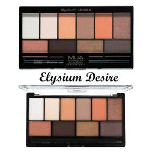 MUA Elysium Desire 10pc  Eyeshadow Palette & Pencil