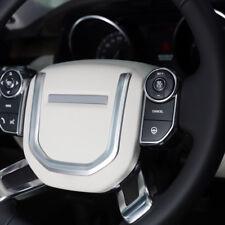 1* Interior Steering Wheel Cover Trim For Land Rover Range Rover Velar 2017 2018