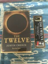 Justin Cronin, The Twelve, 1/1 Signed, Numbered, Limited Gold Edged Edition