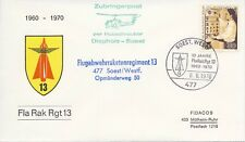 Duitsland / Germany - Cover - Soest / Military / Helicopter (1970)
