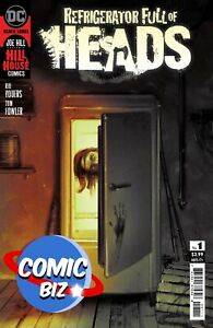 REFRIGERATOR FULL OF HEADS #1 (2021) 1ST PRINTING  MAIN COVER A CONNELLY DC