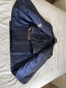 Men's CANALI Exclusive Two Piece Suit UK 46 EU 56