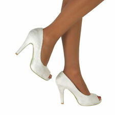 Stiletto Party Court Synthetic Leather Heels for Women