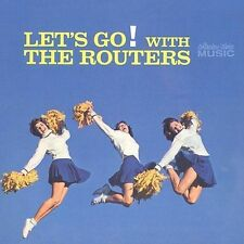 FREE US SHIP. on ANY 3+ CDs! NEW CD The Routers: Let's Go! With the Routers