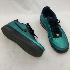 Nike Air Force 1 Foamposite Pro Low New Green/Black Mens Size 10