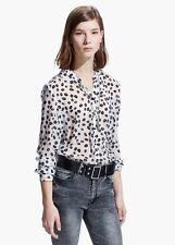 Camisa de Mujer, Blusa Talla M UK 10 Nuevo, Mango MNG.
