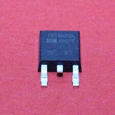10 trozo irfr 15n20d N-ch. MOSFET 200v/17a/165 Mohm/D-Pak nuevo 10pcs.