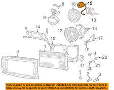 VW VOLKSWAGEN OEM 99-03 EuroVan 2.8L-V6 Radiator-Fan Motor 7D0959455K