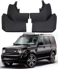 OEM Splash Guards Mud Guards Mud Flaps For 2009-2017 Land Rover LR4 Discovery 4
