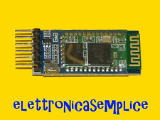 scheda modulo bluetooth HC-05 arduino (B95)