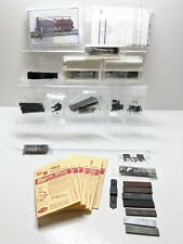 More details for job lot of z scale nelson w gray & others freight car kits-unbuilt.