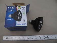 Cool White Kichler  18107 Energy Efficient 12W 120V 40-Degree 4200K Medium Base PAR30L LED Bulb