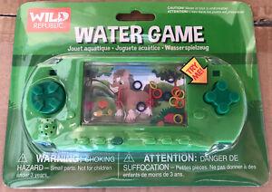 Classic Handheld  Horse Water Game World Republic