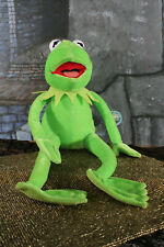 "Kermit The Frog Plush Stuffed Animal Sesame Street Muppets 21"" Nanco Henson"