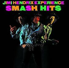 JIMI HENDRIX EXPERIENCE      -       SMASH HITS         -       NEW CD