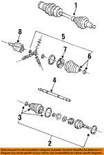 Buick GM OEM 98-99 LeSabre-CV Joint-Inner Right 26065931