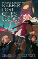 Legacy (Keeper of the Lost Cities) Hardcover, Shannon Messenger #14382