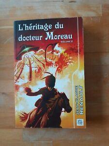 Jean-Claude Renault - L'héritage du Docteur Moreau (vol.2) - Nestiveqnen