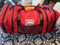 Vintage VTG Marlboro Adventure Team Red Duffel Bag Vintage Large 1990's