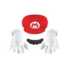 Adult Super Mario Bros. Mario Accessory Kit