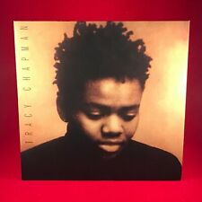 TRACY CHAPMAN Tracy Chapman 1988 UK Vinyl LP + INNER EXCELLENT CONDIT original