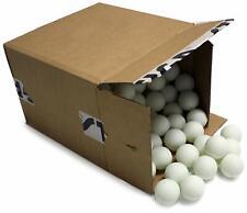 STIGA 2-Star White No Print Table Tennis Balls 138-Count