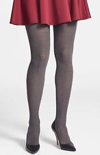 DKNY Tarnished Texture Tights, M