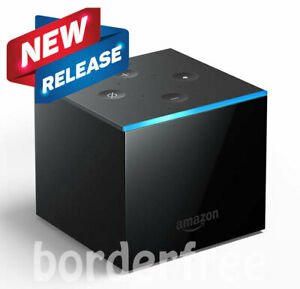 All-new Fire TV Cube, 4K Ultra HD streaming media player (2nd Gen)