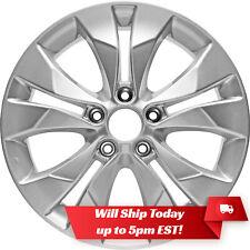 New Set Of 4 17 Premium Alloy Wheels And Centers For 2005 2016 Honda Crv Cr V