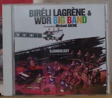 BIRELI LAGRENE & WDR BIG BAND/MICHAEL ABENE DJANGOLOGY COMPACT DISC DREYFUS 2006