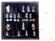 Orginal Asterix Schachspiel Nr.2 mit Figuren und Cassette ohne Spielbrett