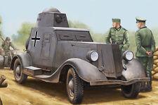 HOBBY BOSS 83884 1/35 SOVIET BA 20M ARMORED CAR PLASTIC  Model Armor Kit