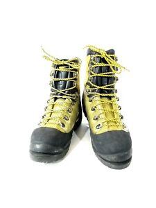 Vasque Super Alpinista Men's Size 12 Mountaineering Ice Climbing Boots