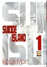 SUICIDE ISLAND 1 VARIANT - MANGA GOEN EDIZIONI - NUOVO