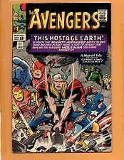 Avengers # 12 1st Monk Keefer Jan 1965 FN-