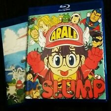 Dr Slump and Arale Chan TV Collection 1-54 English Subtitles 2x Blurays