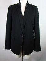 WHITE HOUSE BLACK MARKET Longline Blazer Women's Size 10 NWT NEW - $150