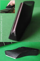 Guitar Fret Crowning Tool. DIAMOND concave File. No Chatter. Luthier file TF081