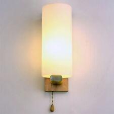 Mur applique chambre coucher bois massif de  lampe couloir/Bar appliques HC